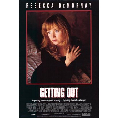 Posterazzi MOV209300 Getting Out Movie Poster - 11 x 17 in. - image 1 de 1