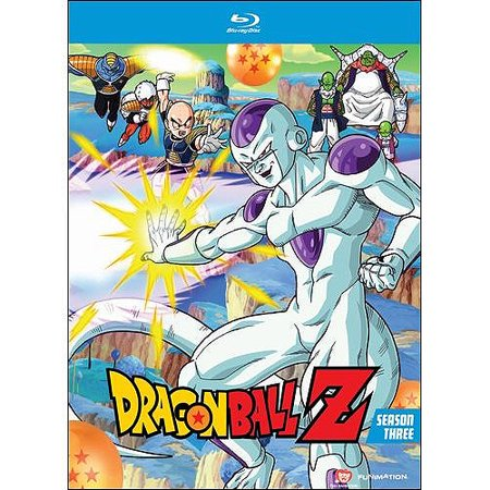 Dragon Ball Z  Season Three  Blu Ray   Japanese