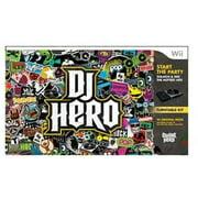 Activision 95855 Dj Hero Bundle Wii (wiiact95855)
