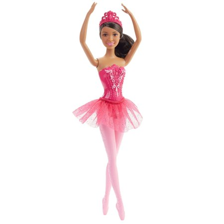 Barbie Ballerina Nikki Doll with Pink Tutu & Removable Tiara](Barbie Doll Halloween Costume Adults)