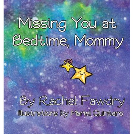 Missing You at Bedtime, Mommy : A Personalized Photo Book That Helps Children and Parents When They Are - Kids Personalized