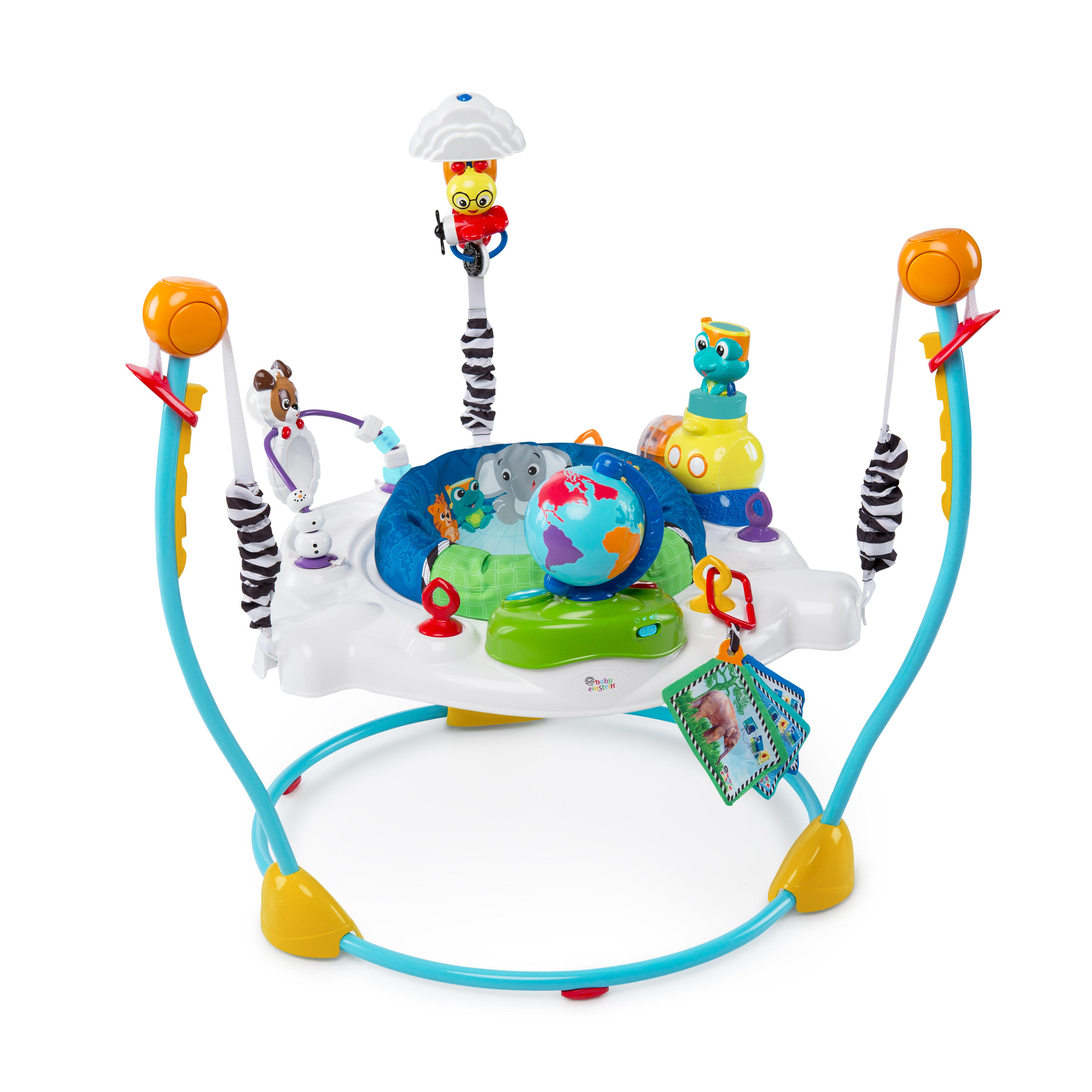 Baby Einstein Journey Of Discovery Jumper by Baby Einstein