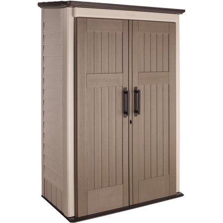 53 cubic ft Vertical Storage Shed - Rubbermaid®