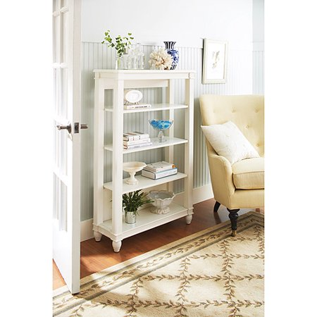 Better Homes And Gardens Autumn Lane Bookcase White