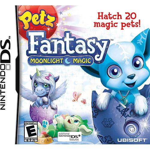 Petz Fantasy: Moonlight Magic (DS)