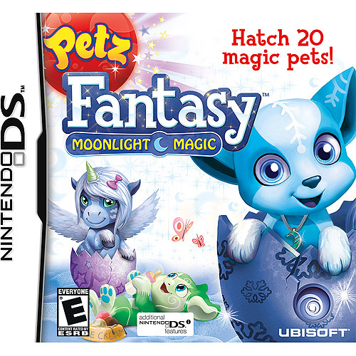 Petz Fantasy: Moonlight Magic (DS)