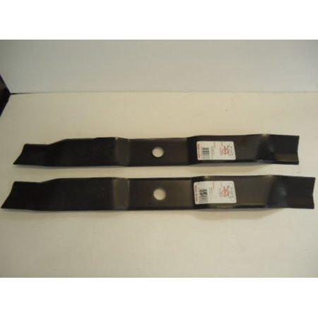 2 Pack Mower Blades 3N1 for Murray 095100E701 42