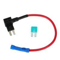 Micro2 Micro II ATA Add A Circuit 32V 15A Car Fuse with Fuse Adapter