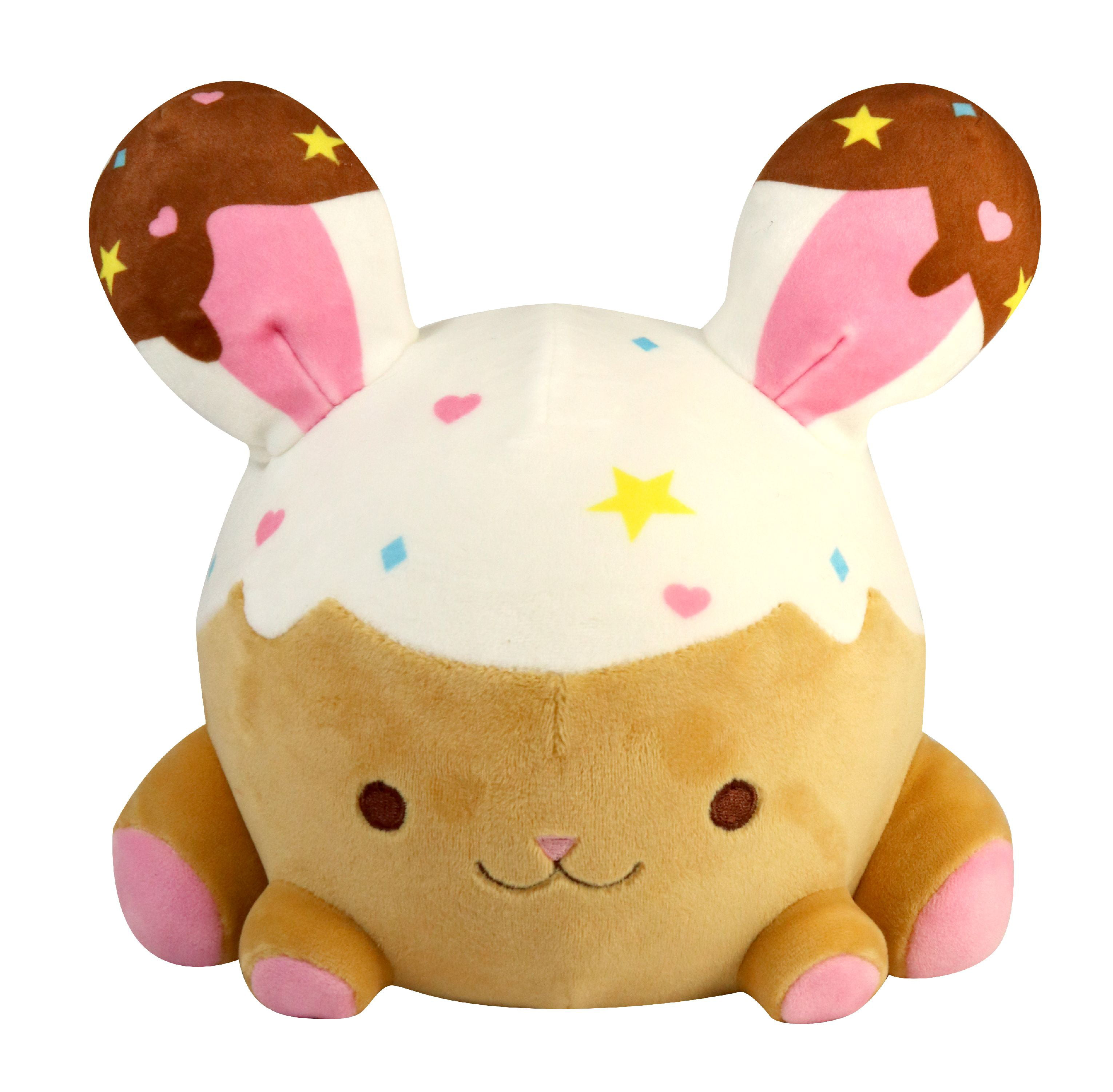 "Smooshy Mushy 8"" Plush Bitsy Bunny"
