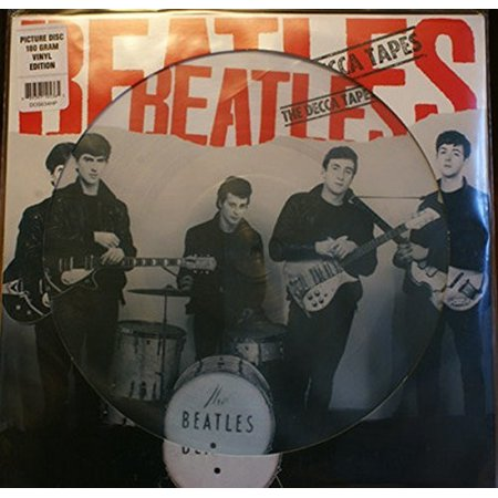 Beatles - Decca Tapes (Picture Disc) [Vinyl]