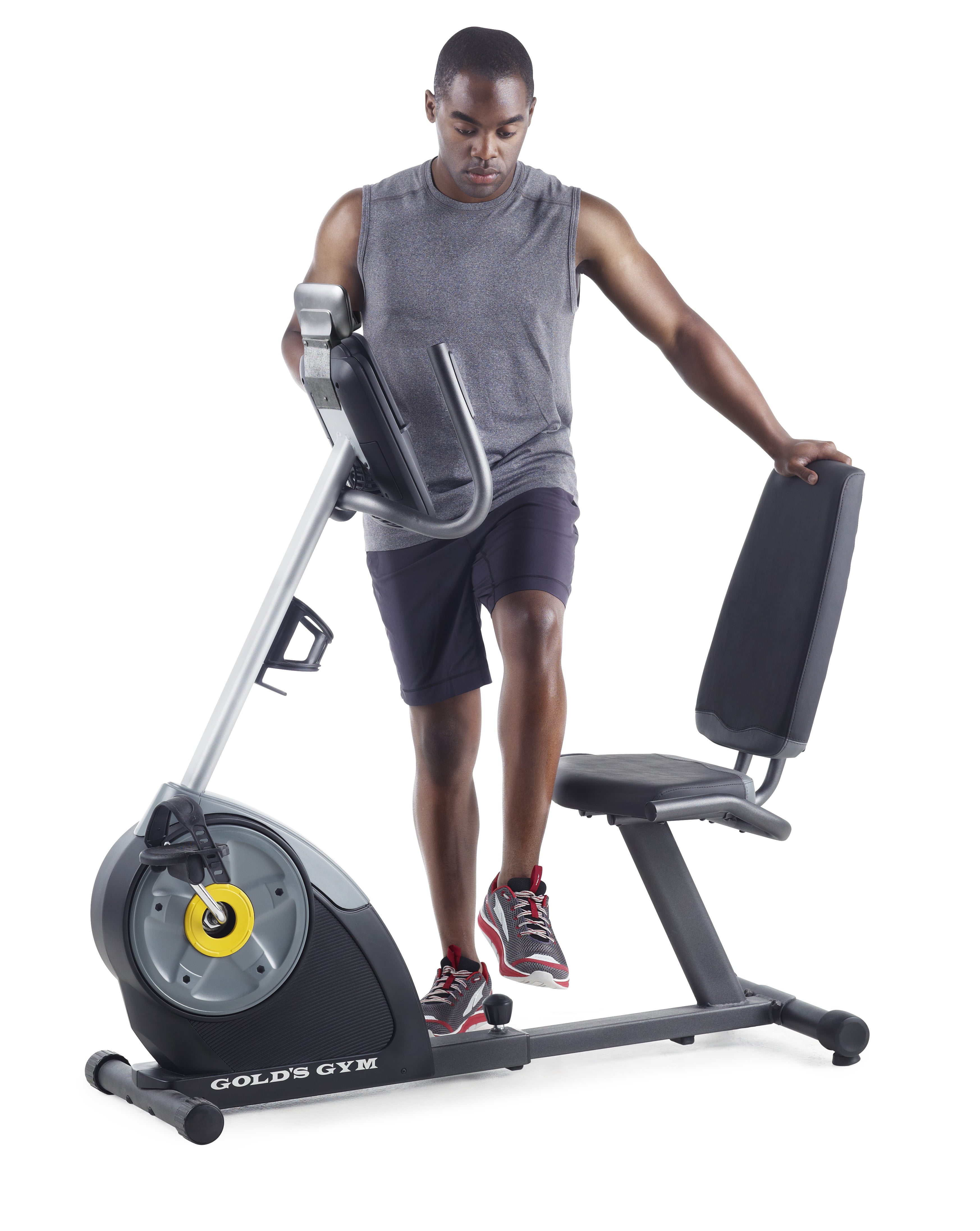 Gold%27s Gym Recumbent Bike 400 Ri User Manual