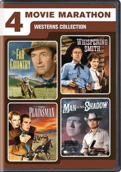 4-Movie Marathon: Westerns Collection (DVD) by Universal Studios Home Video