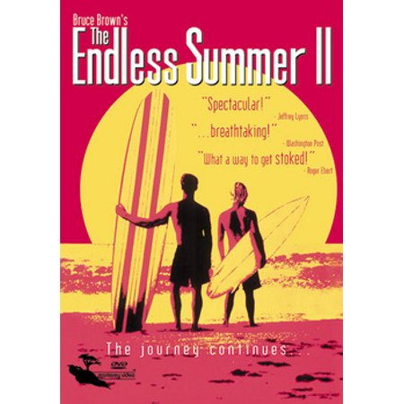 The Endless Summer II (DVD) - Endless Summer Chipboard