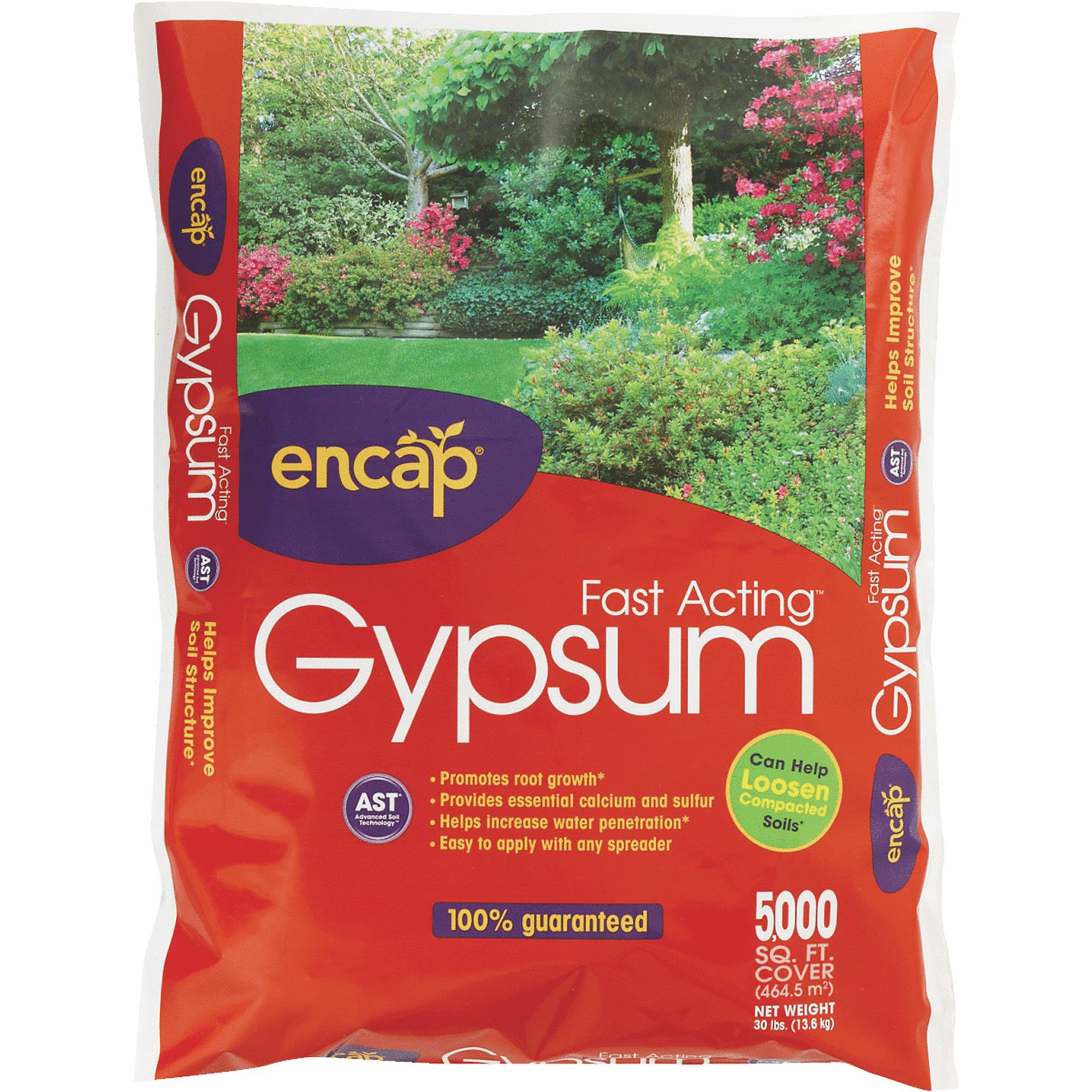 Encap Gypsum Plus 30lbs, 5000sqft Coverage