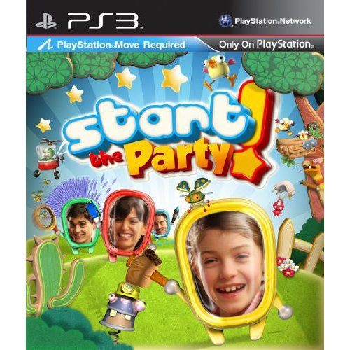 Start the Party (PS3/ Move)