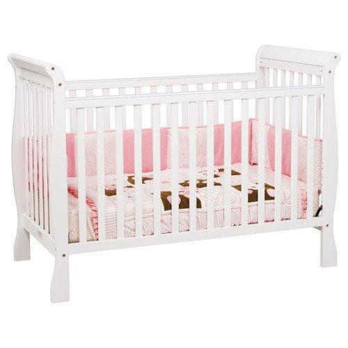 DaVinci Jamie 4-in-1 Convertible Crib in White