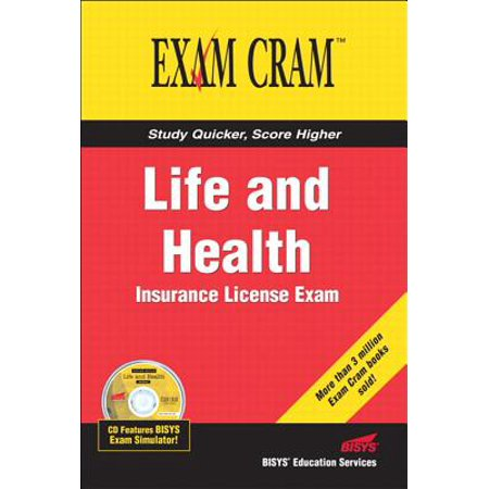 Life and Health Insurance License Exam Cram - (Life And Health Insurance License Texas Requirements)