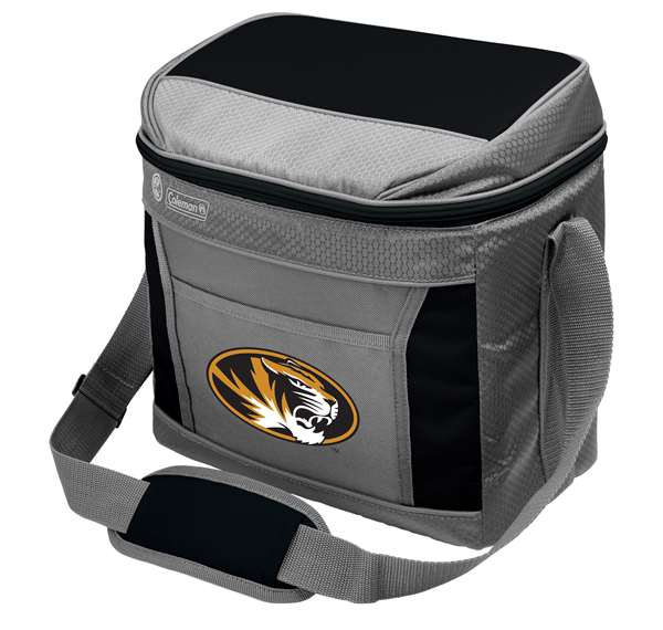 University of Missouri Tigers 16 Can Cooler