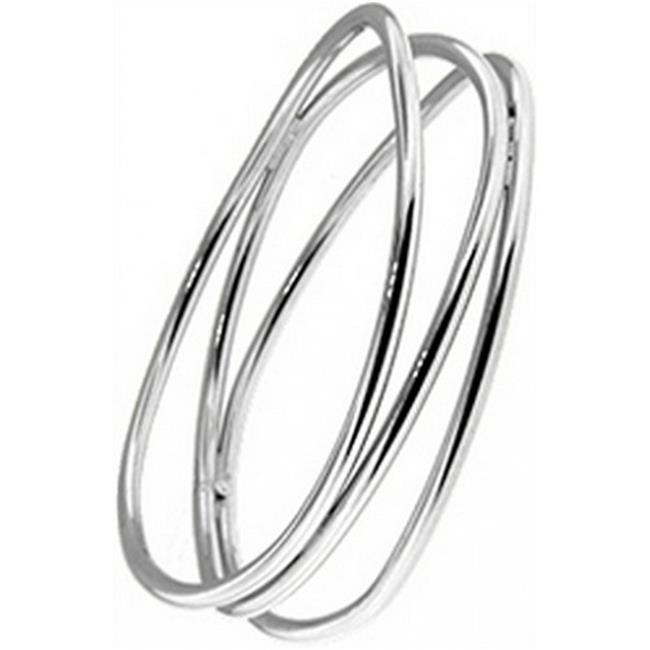 Doma Jewellery DJS01253 Sterling Silver Bangle