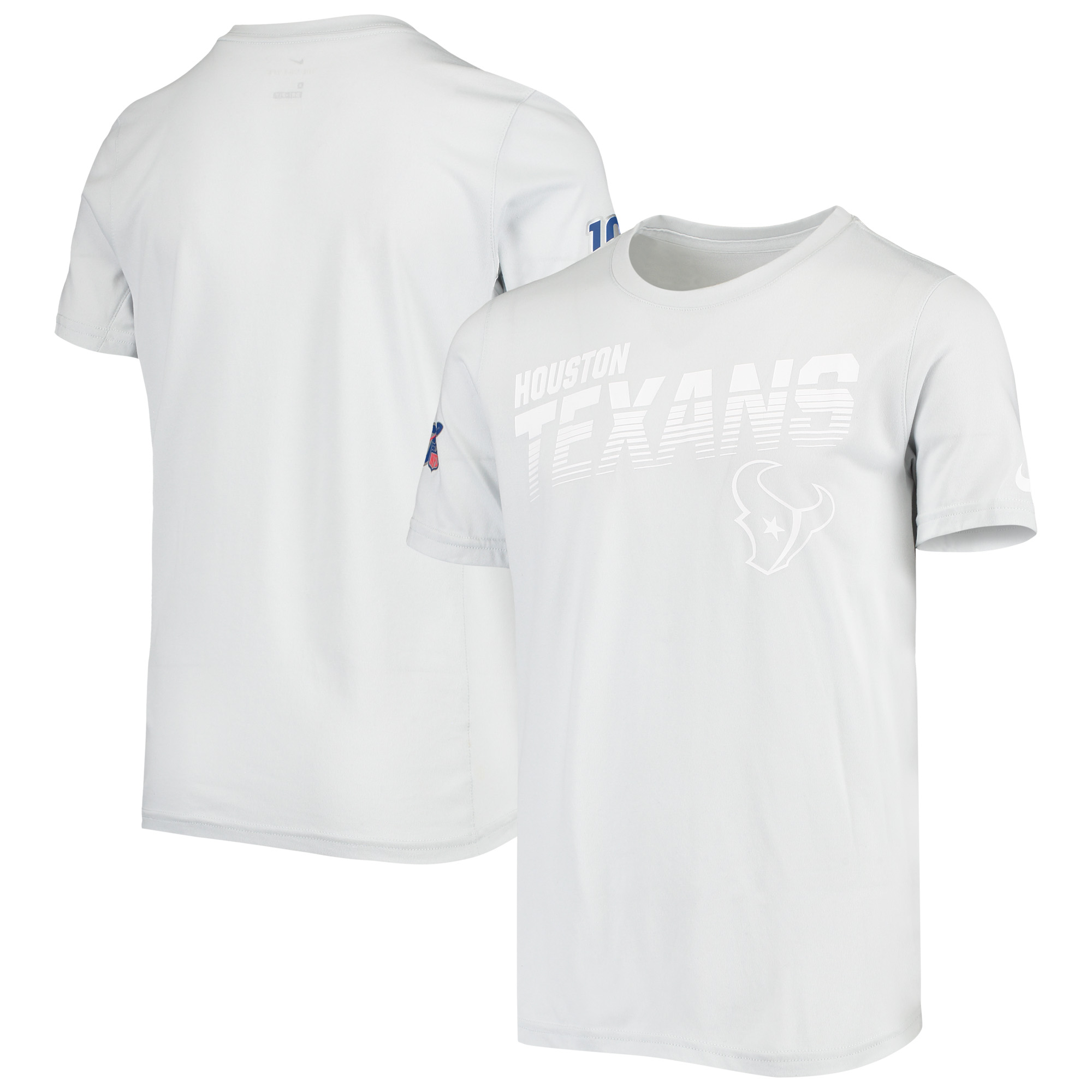 houston texans white shirt