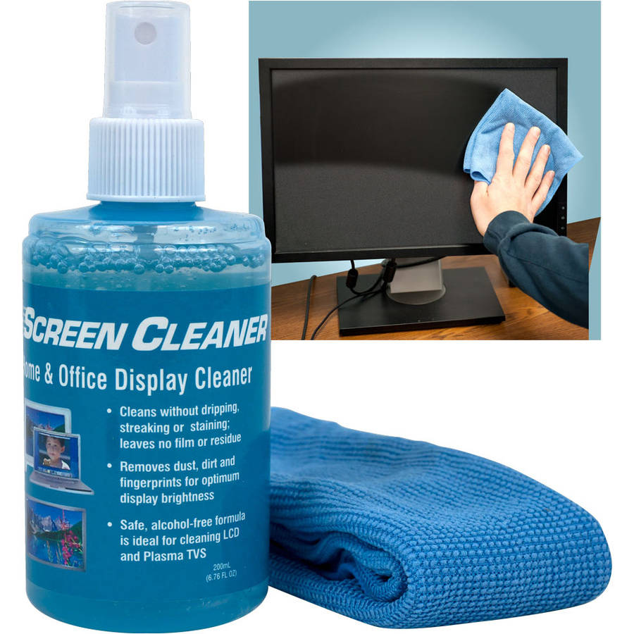LCD Display Screen Cleaner For TV, Computer, Electronics ...