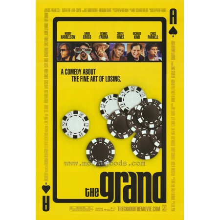 The Grand Poster Movie  27X40