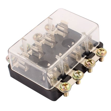 bx304 dc32v 6mmx 30mm glass tube 4 ways car terminals ... glass fuse box terminals home glass fuse box