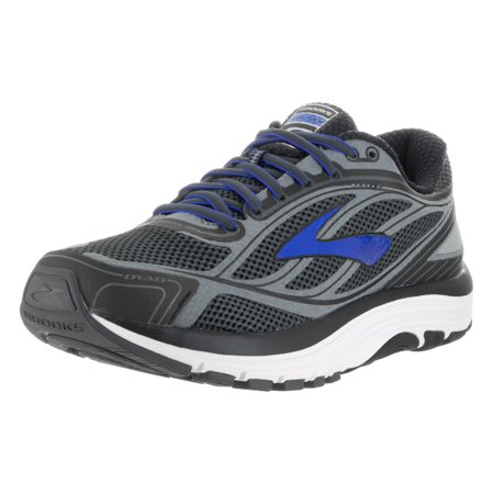 31ae2f0bdd0 BROOKS - Brooks Men s Dyad 9 Asphalt Electric Blue Black Running Shoe 9.5  Men US - Walmart.com
