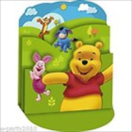 - Winnie The Pooh and Friends Centerpiece (1ct)