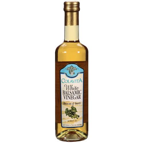 Colavita White Balsamic Vinegar, 17 oz by Generic