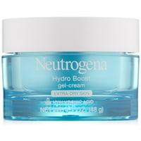 Neutrogena Hydro Boost Gel-Cream, Extra Dry Skin 1.7 oz (Pack of 2)