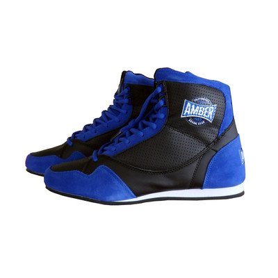 Amber Sporting Goods TrainMaxxe v1.0 Half Height Boxing Shoes