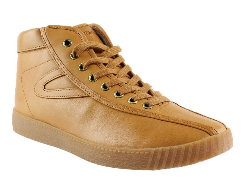 Tretorn Mens MTNYLITEHI6 Tan Walking Athletic Shoes Size 9 New by Tretorn
