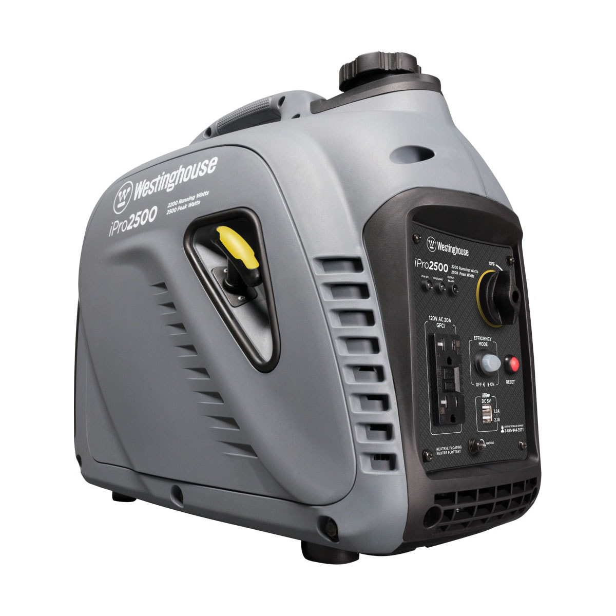 Westinghouse iPro2500 Gas Powered Portable Industrial Inverter Generator