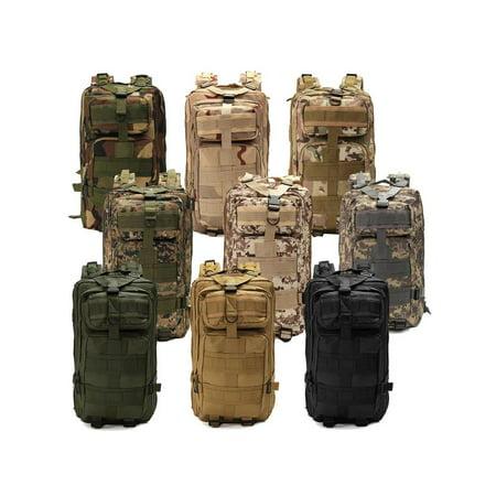 1000D Nylon 8 Colors 30L Waterproof Outdoor Military Rucksacks Tactical  Backpack Sports Camping Hiking Trekking Fishing 55e74e5756f69
