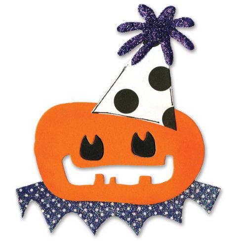 Sizzix Originals Die - Pumpkin Toy by Brenda Pinnick