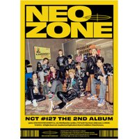 NCT 127 - The 2nd Album 'NCT #127 Neo Zone' [N Ver.] - CD