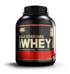 Optimum Nutrition Gold Standard 100% Whey Protein Powder, Chocolate Peanut Butter, 24g Protein, 3.31 Lb