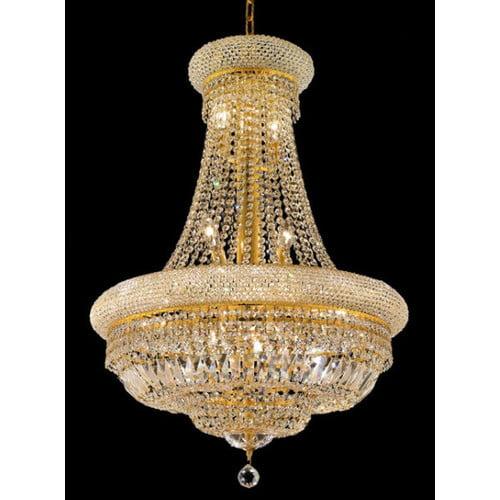 Elegant Lighting Primo 14 Light Chandelier