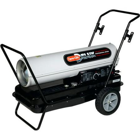 Dyna Glo 100,000 - 125,000-BTU Kerosene Forced Air Heater with Thermostat, KFA125DGD