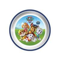 Playtex Mealtime Paw Patrol Plate for Boys, Blue, 1 Pk