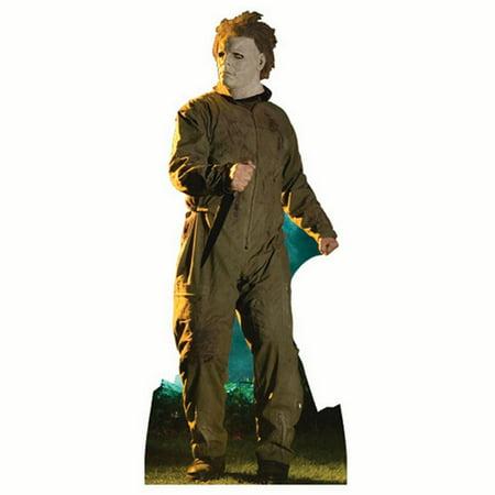 Star Cutouts SC2009 Michael Meyers Halloween Cardboard Stand Ups
