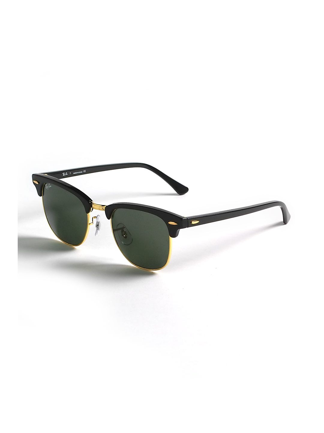 Ray-Ban Unisex RB3016 Classic Clubmaster Sunglasses, 49mm