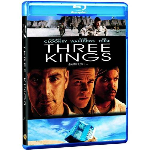 Three Kings (Blu-ray) (With INSTAWATCH) (Widescreen)