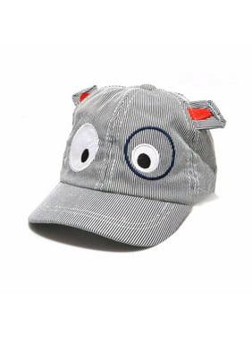 17fb5eb94b000 Product Image Kids Boys Girls Cute Cartoon Dog Beret Hat Sun Hat Baseball  Cap BK