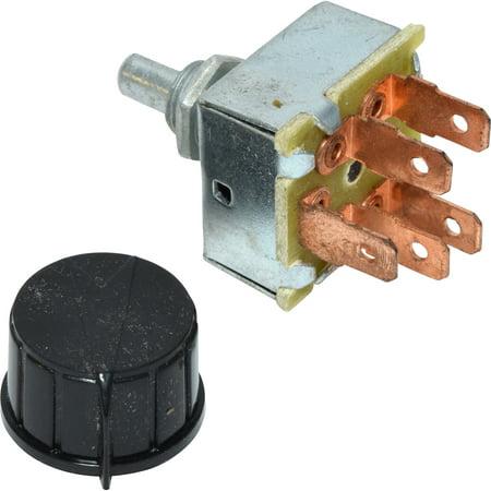 Cj7 Tailgate (New HVAC Blower Control Switch 1740001 - 89051363 CJ7 CJ5 Scrambler Eagle )