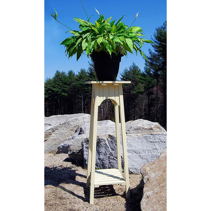 Achla English Garden Square Plant Stand