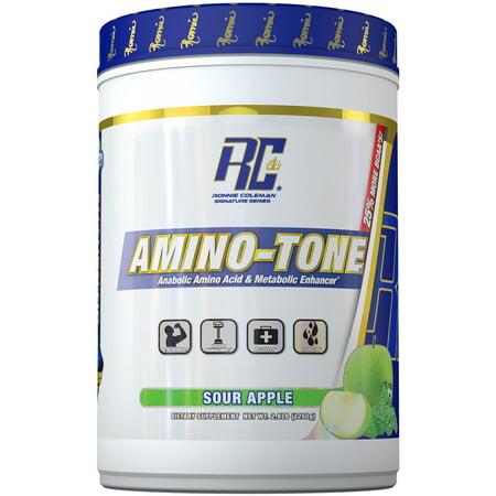 Ronnie Coleman Signature Series amino-Tone - 90 Portions Sour d'Apple (acides aminés)