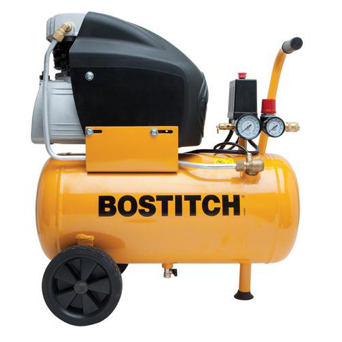 Bostitch Btfp02006 6 Gallon 135 Psi Oil Lube Horizontal