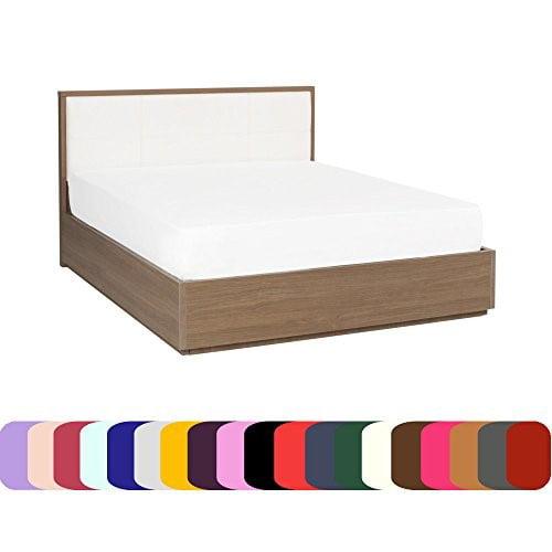 Mezzati Prestige Soft and Comfortable 1800 Thread Count Fitted Sheet